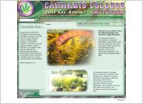 CannabisCollege.com - Hemp and marijuana information center in Amsterdam, Netherlands