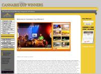 CannabisCupWinners.com - Marijuana awards world-wide. Highlife Cup, Cannabis Cup, Spannabis Cup, International Weed Cup, ect Also listings of classic events such as Tokers Bowl and Growers Cup
